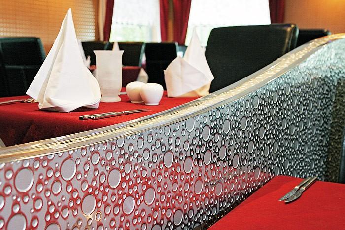 Selbstklebende Tapete Grau : Platte Blickfang Dekor selbstklebende Tapete grau silber 2,61 qm