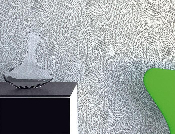 Design Tapeten D?sseldorf : Grafische Mustertapete EDEM 064-25 Tapete abstraktes Retro-Muster
