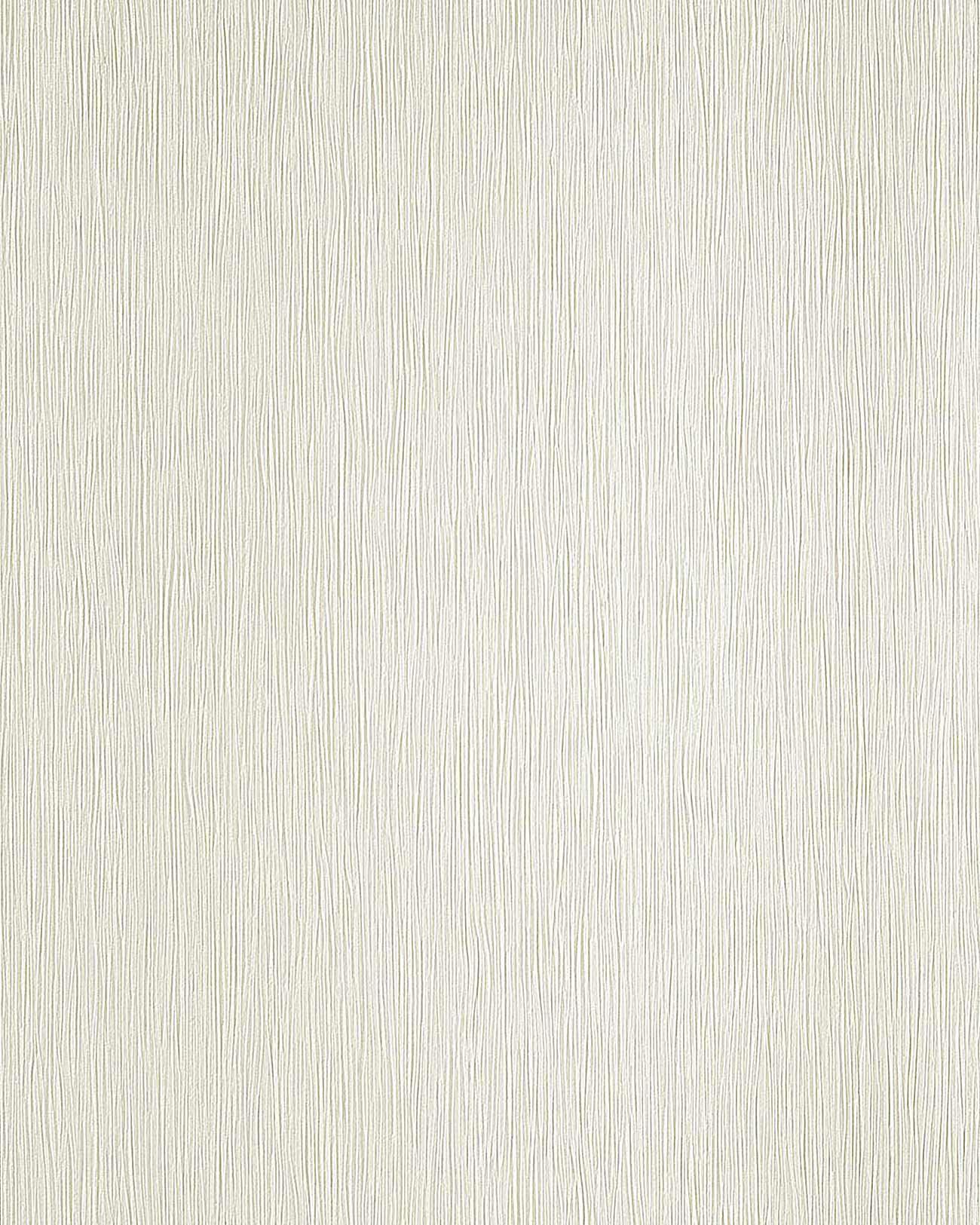 Papel pintado con textura a rayas y efecto perla edem 118 for Papel pintado blanco y plata