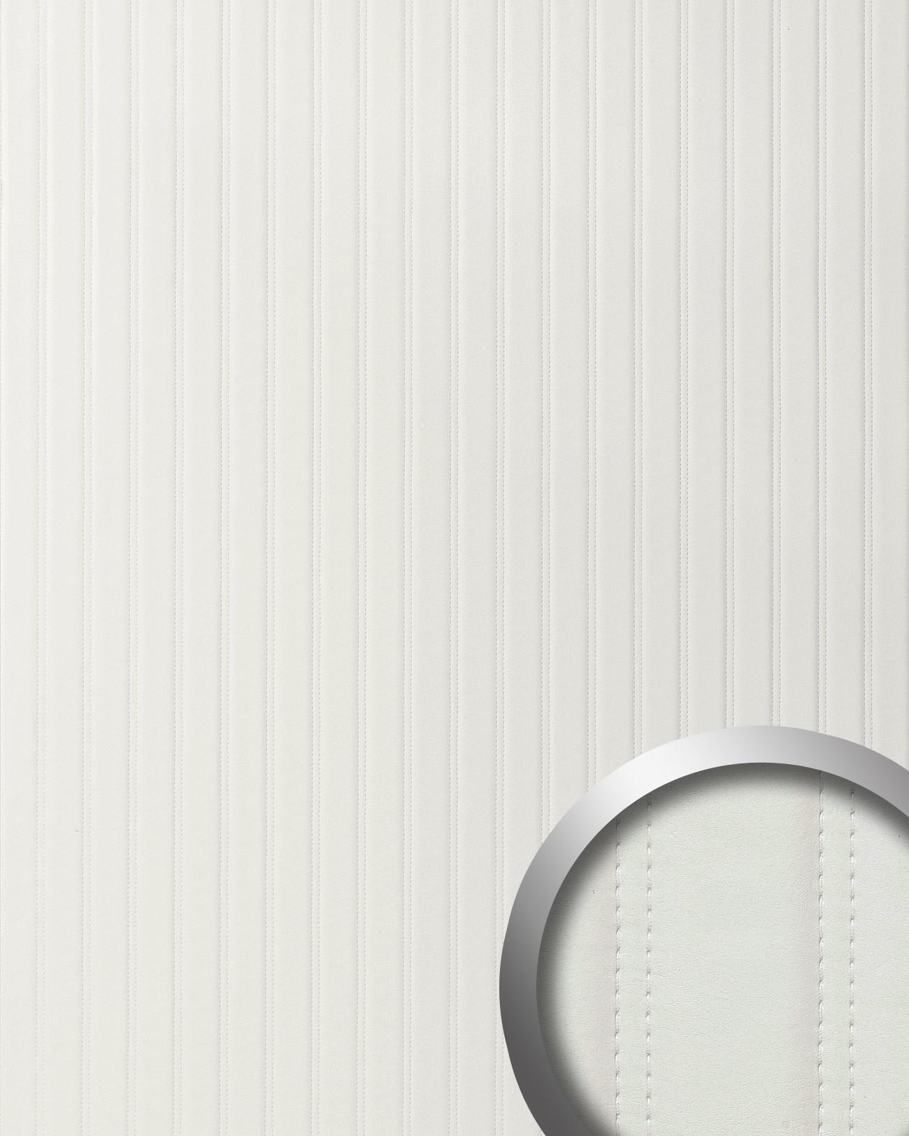 Revestimiento mural estilo cuero costuras reales wallface for Revestimiento autoadhesivo para paredes