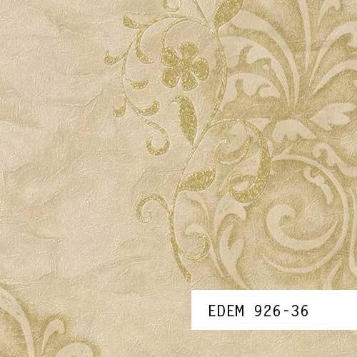 Muestra de papel pintado edem serie 926 no tejido - Papel pintado antiguo ...