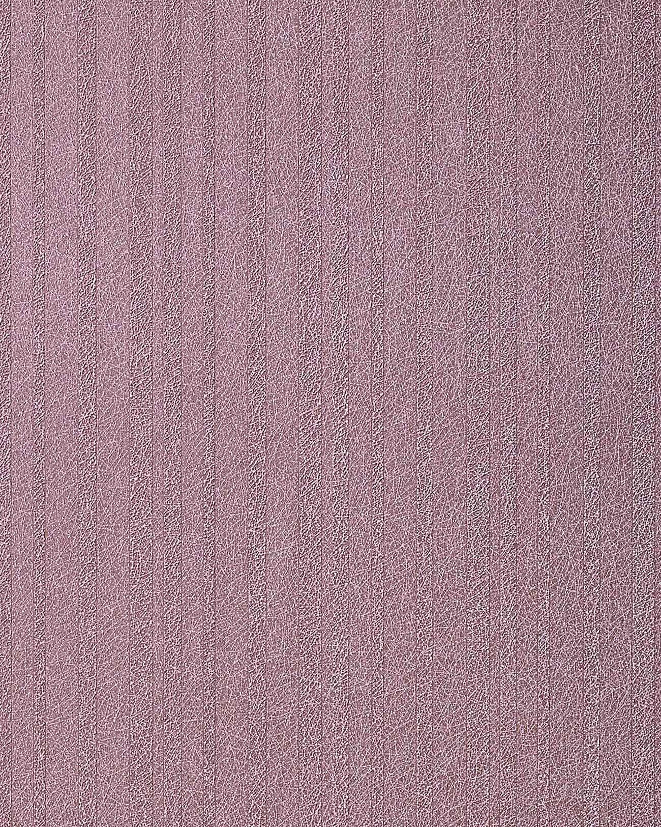 Papel pintado unicolor edem 1015 14 moderno con textura de rayas en violeta lavanda morado - Papel pintado con textura ...