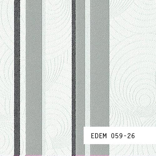 Muestra de papel pintado edem serie 059 retro a rayas - Muestras papel pintado ...