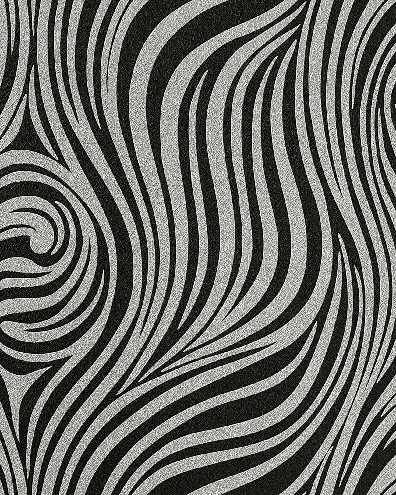 Papel pintado con patr n a rayas edem 1016 16 de cebra en for Papel pintado cebra
