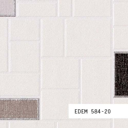 Muestra de papel pintado edem serie 584 figuras for Muestras de azulejos