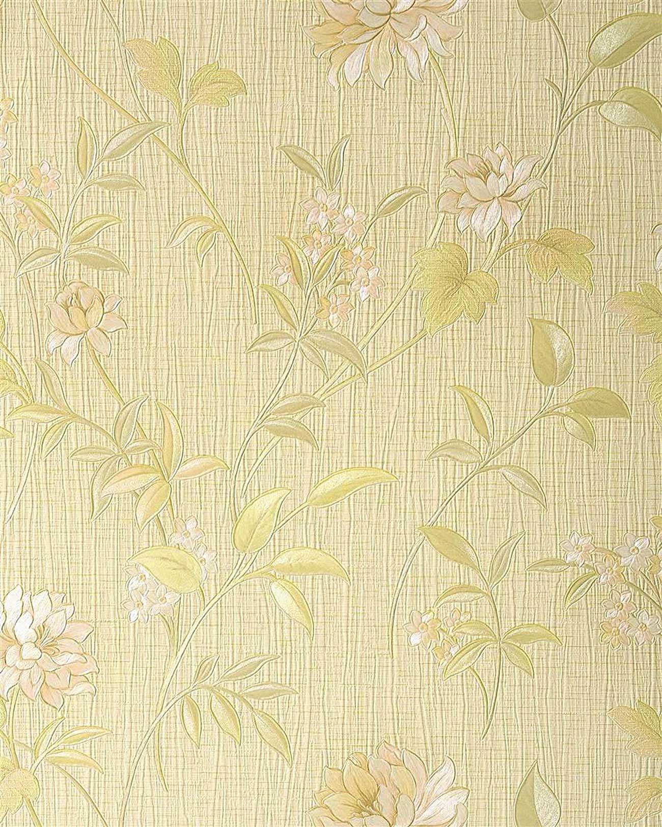 Papel pintado con dise o de flores asia y patr n floral for Tapete en ingles